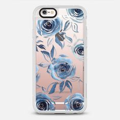 Blue roses - New Standard Case
