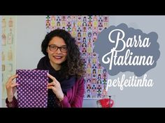 Patricia Cardoso - Aprenda a fazer a Costura Inglesa - YouTube