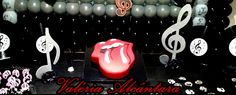 Bolo  The Rolling Stones -  Cake The Rolling Stones