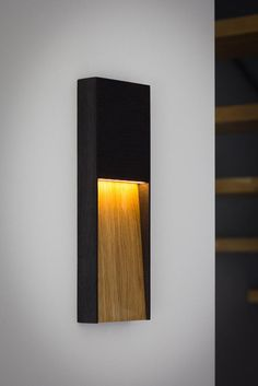 Outdoor Wall Lamps, Led Wall Lamp, Wall Sconce Lighting, Wall Sconces, Wooden Wall Lights, Wooden Lamp, 12v Led Lights, Led Wall Lights, Wood Sconce