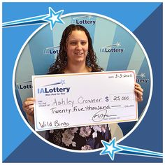 Winner News 2020 Five Thousand, Pinch Me, Mount Pleasant, Winning The Lottery, Get Excited, I Win, Bingo, Cali, Ticket