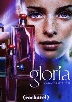parfum gloria cacharel -