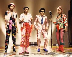 Boney M, composed of Bobby Farrel, Maizie Williams, Liz Mitchell and Marcia Barrett.