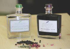 Stratford Gin & Mulberry Gin