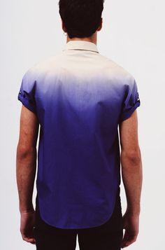 chemise homme ombré Chemise Homme, Mode Homme, Folie, Hommes, Tissus,  Chemise ed41312839