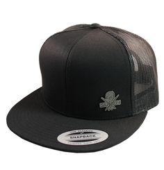 #Sullen Art Collective Pendant Mens #Snapback Mesh Back Hat Black #SullenClothing #Trucker