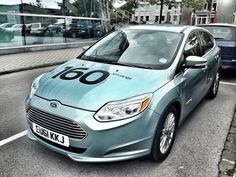 Ford Focus Electric: Eindrücke von Fords erstem Elektroauto für den europäischen Markt