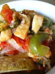 Caldeirada de Bacalhau - Portuguese Cod Fish Stew