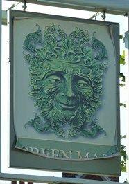 Green Man - Leverstock Green Road, Hemel Hempstead, Hertfordshire, UK.