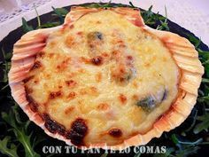 Discover recipes, home ideas, style inspiration and other ideas to try. Veggie Recipes, Seafood Recipes, Cooking Recipes, Spanish Tapas, Breakfast Toast, Tasty, Yummy Food, Mediterranean Recipes, Fish And Seafood