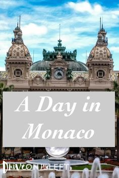 A Day Among the Elite in Monte Carlo, Monaco – Drive on the Left