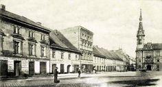 Rok ok 1900 Rynek Street View