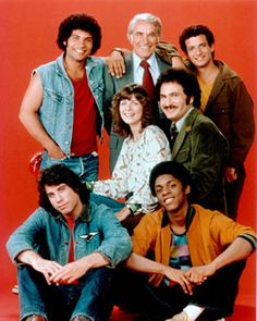 Cast of Welcome Back, Kotter