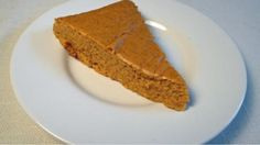 Diary of a Fit Mommy: Dairy Free Crustless Guilt Free Pumpkin Pie