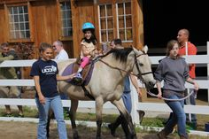 Summer Therapeutic Riding Program - classes begin June 20 - Aug 8, 2017 and held from 10 am - 2 pm. Each class is 30 minutes. This program is for individuals with disabilities ages 5 and up. For more information contact Michelle Weed at michelle.weed@usu.edu or call 702-238-5870.