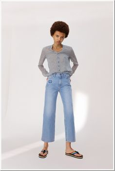 M.i.h Jeans–Pre SS17–Ready To Wear : Denimsandjeans.com