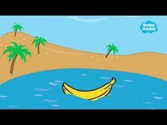 De grote banaan uit Afrika (karaoke zonder zang) - YouTube