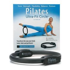Ultra-Fit Circle: http://www.amazon.com/Balanced-Body-Ultra-Fit-Circle/dp/B002YQW3IU/?tag=pinter08-20  My clients hate when I bring this ring out, but they see the results!