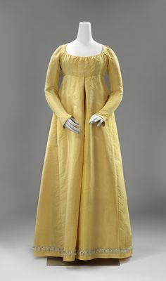 Dress  c.1790-1810  Rijksmuseum