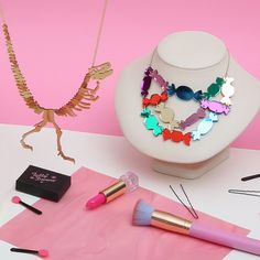 Get ready for Christmas with our perfect party jewellery at Tatty Devine > http://www.tattydevine.com/christmas
