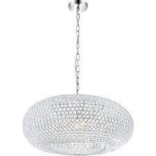 Emilia 9 Light Globe Pendant