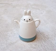 Bunny Serving Pot....Seriously...