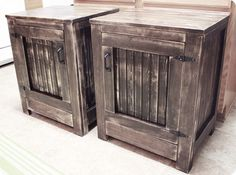 Google Image Result for http://knockoffdecor.com/wp-content/uploads/2012/07/rh-inspired-planked-nightstands.jpg