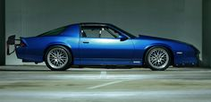 Maybe the sweetest Iroc ever? Photoshoot Inside - LS1TECH