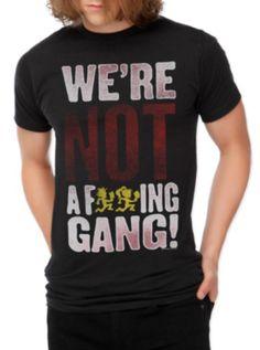 Insane Clown Posse Not A Gang T-Shirt