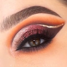 Smoke Eye Makeup, Eyebrow Makeup Tips, Makeup Tutorial Eyeliner, Makeup Looks Tutorial, Eye Makeup Steps, Makeup Eye Looks, Eye Makeup Art, Makeup Eyes, Beauty Makeup