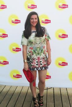Jill Seiman, Lipton TASTE of Summer Party with Katharine McPhee, #NYC #tasteofsummer