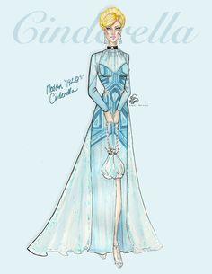 Cinderella by SEWFashion