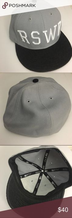 The Hundreds Rosewood exclusive fitted hat NO TRADES!   The Hundreds Rosewood LA store exclusive fitted cap, size 7 1/2. Used but I'm great condition.   Smoke/pet free home, all sales final. Priced at lowest  I have zero control of shipping once in the hands of USPS. The Hundreds Accessories Hats