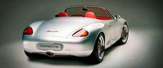 Érase una vez el Porsche Boxster Concept