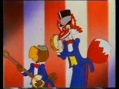 Kentucky Fried Chicken - Musical Fox and Hawk - Australia, 1985 - YouTube