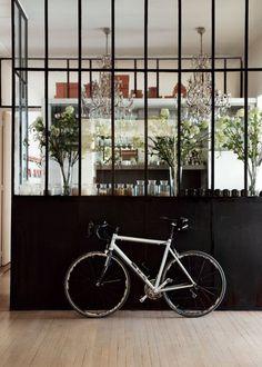 Cloison vitrée et verrière: une nouvelle façon de délimiter l'espace