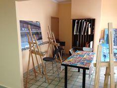 Estudio de Pintura, para aprender y disfrutar del Arte de Pintar. Apúntate, te espero. C/ Padre Suárez, 11 - 2º Izq LAT / 33009 Oviedo www.beatrizgonzalez.com
