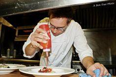 Chef DMac hard at work Chocolate Fondue, Website, Party, Desserts, Food, Tailgate Desserts, Fiesta Party, Dessert, Postres