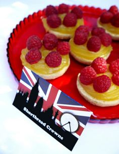 British UK Inspired Party Ideas - Great for One Directioners too?!