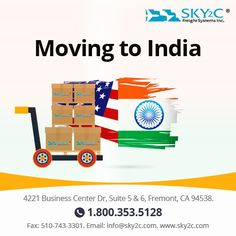 Worried About Moving Back To India Offers Door Shipping Service From Usa At Affordable Rates