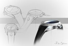Product Sketches on Behance #id #industrial #design #product #sketch