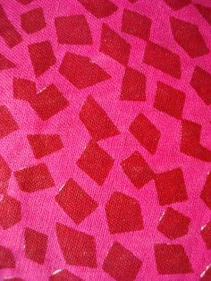 African fabric. scan courtesy of Nelville Trickett. via flickr