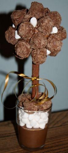 arbol de chocolates 2