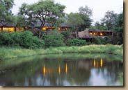 Mashatu Main Camp Botswana! Top.  Land of the Giants!
