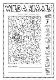 Image Result For Worksheet For Animal Kingdom