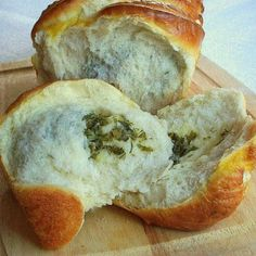 Pull apart cheese herb bread recipe — Roxana's Home Baking This site is great for baking- not healthy