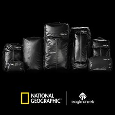 9ce90dc74 Engineered For Anywhere // Introducing the Eagle Creek National Geographic  Guide Series, inspired by