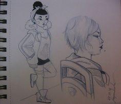 Sketch by Begominola.deviantart.com on @DeviantArt