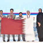 カタールのチームが第4回国際大学アラビア語弁論大会で優勝