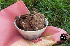 Zajíci v krabici: Ovesné sušenky s chia semínky